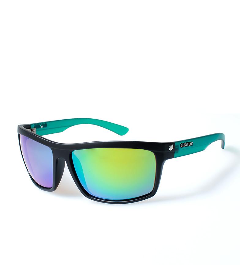 Comprar Ocean Sunglasses John occhiali da sole neri, verde opaco
