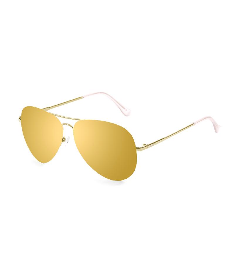 Comprar Ocean Sunglasses Long Beach óculos de sol amarelo