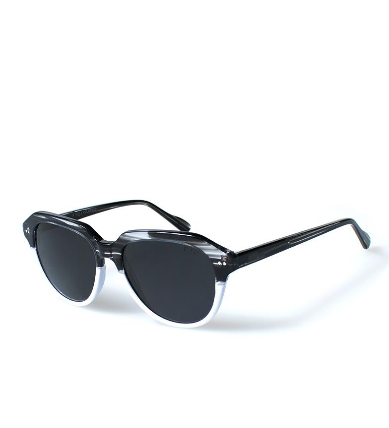 Comprar Ocean Sunglasses Mavericks lunettes de soleil lueur marbré blanc anthracite