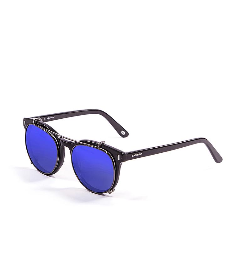 Comprar Ocean Sunglasses Lunettes de soleil noires M. Franklin, bleu