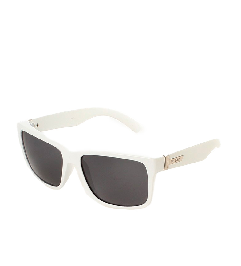 Comprar Ocean Sunglasses Lunettes de soleil North Shore blanc brillant
