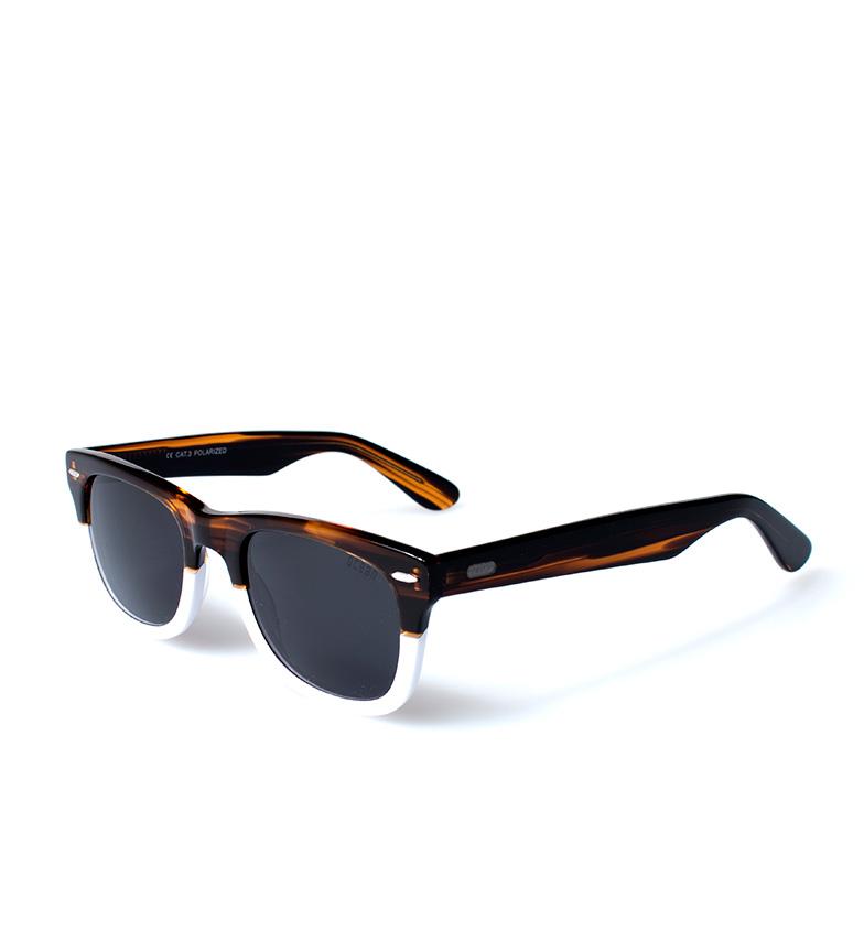 Comprar Ocean Sunglasses Lunettes de soleil San Clemente havane, blanc brillant