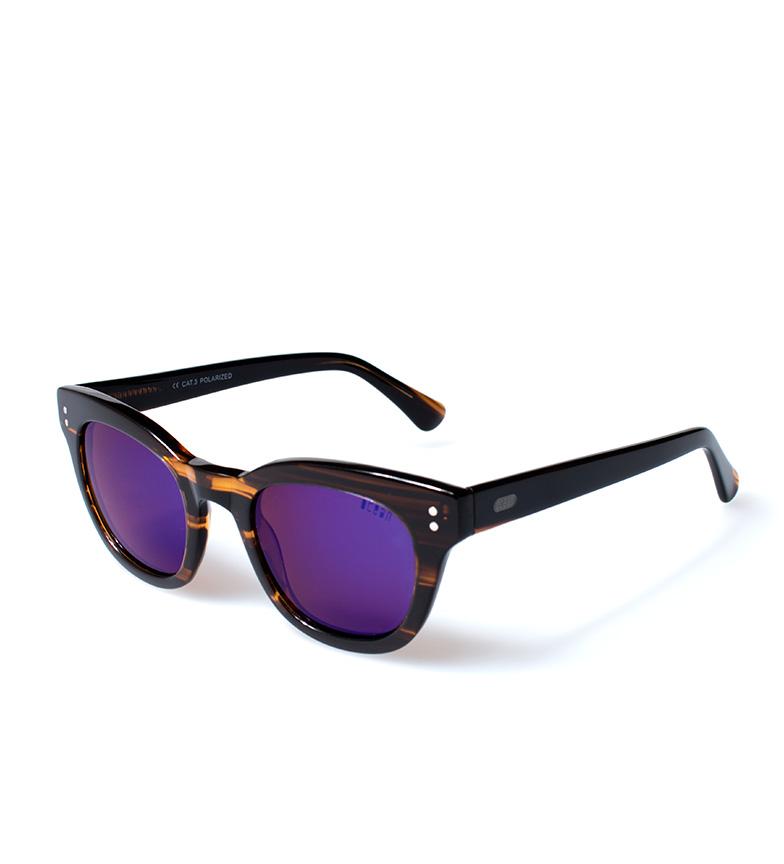 Comprar Ocean Sunglasses Óculos de sol de Santa Cruz gloss marrom