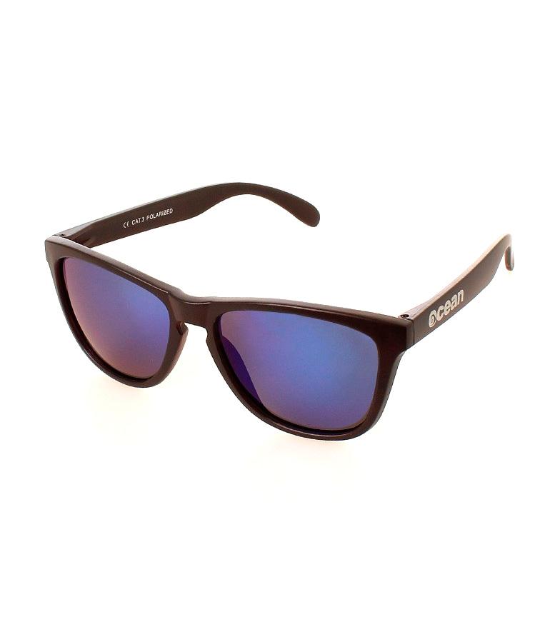 Comprar Ocean Sunglasses Sea occhiali da sole marrone opaco