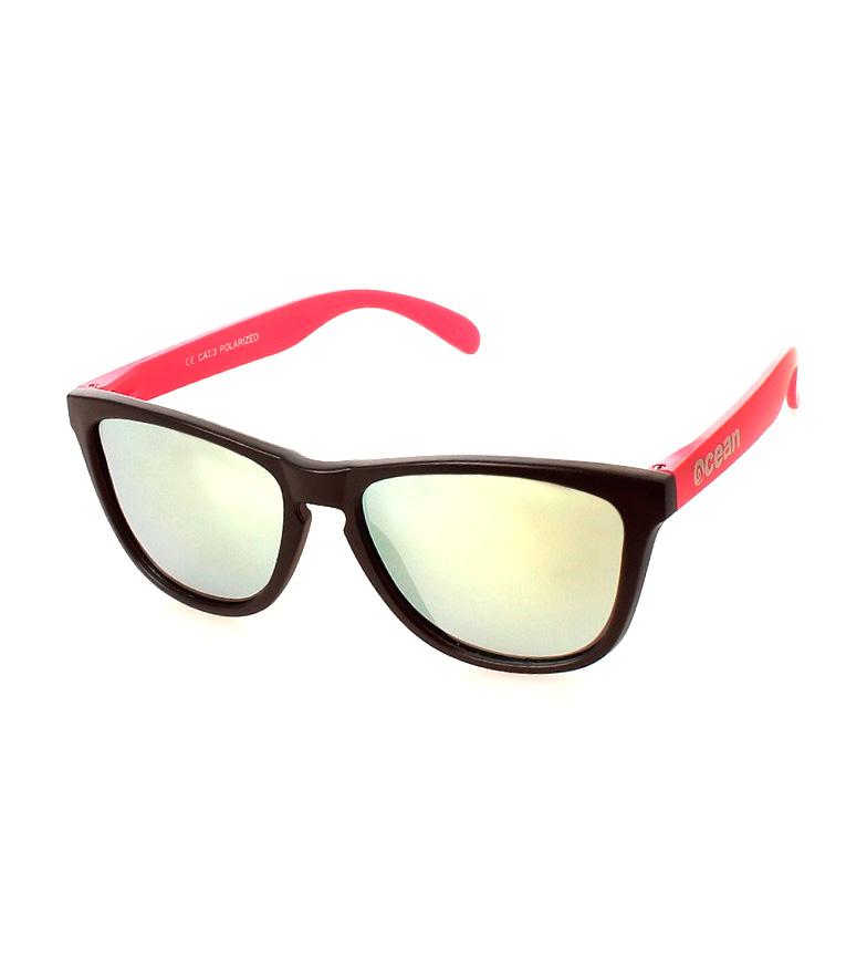 0633416cd Comprar Ocean Sunglasses Gafas de sol Sea marrón y rosa mate ...