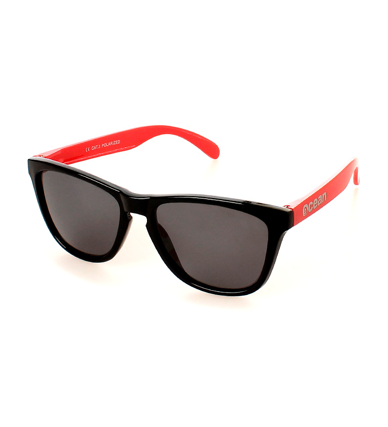 Comprar Ocean Sunglasses Sunglasses Be black and bright red