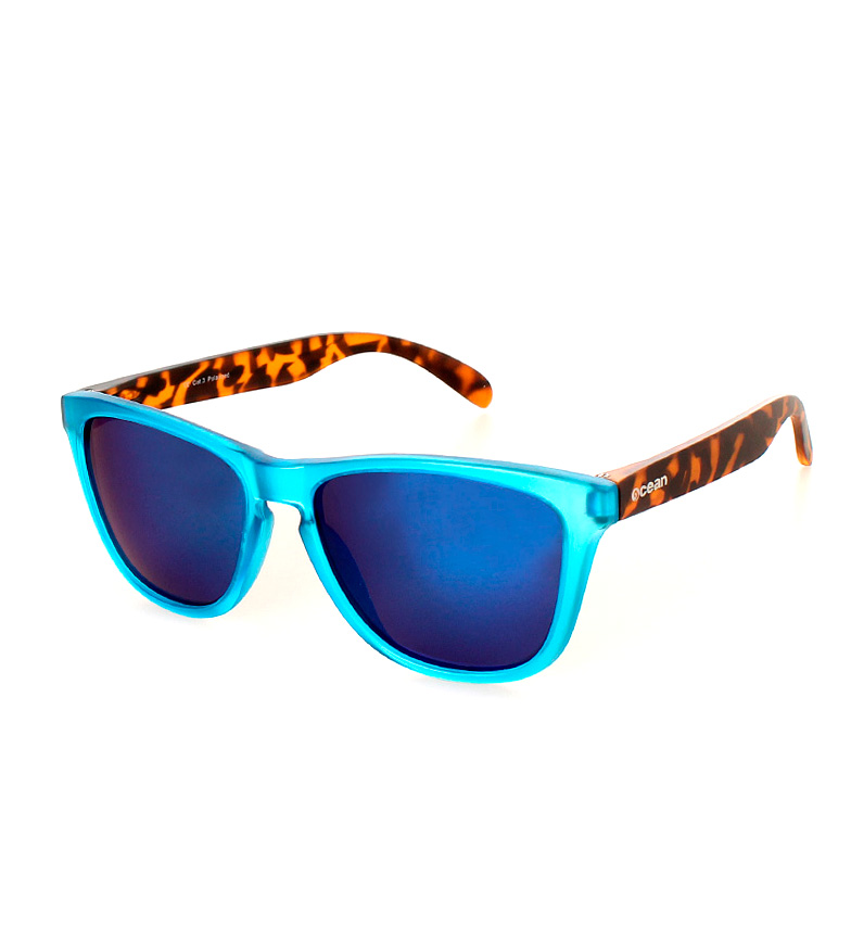 Comprar Ocean Sunglasses Sunglasses Be turquoise, havana mate