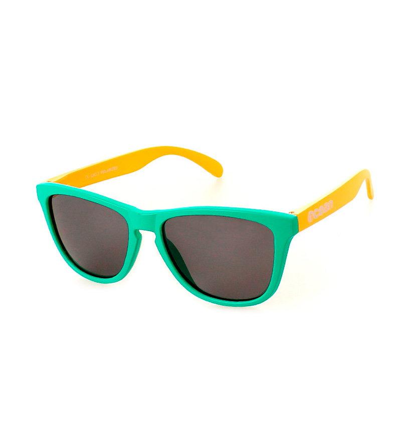 Comprar Ocean Sunglasses Sunglasses Be green and matte yellow