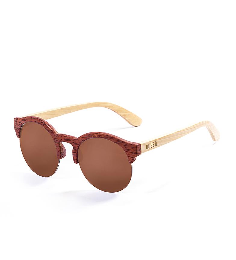 Comprar Ocean Sunglasses Sotavento óculos de sol castanho