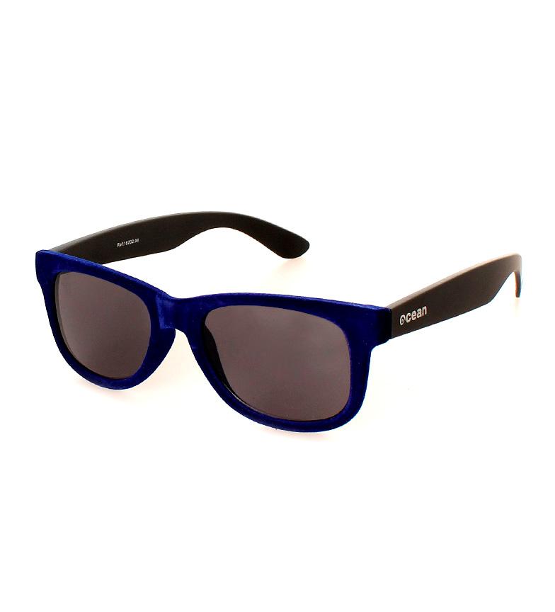Comprar Ocean Sunglasses Soleil Trieste lunettes de velours noir, noir mat