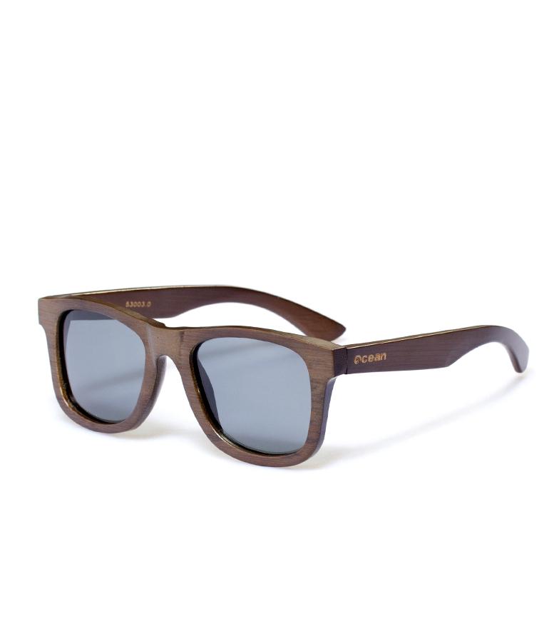 Comprar Ocean Sunglasses Victoria lunettes de soleil brun foncé bambou