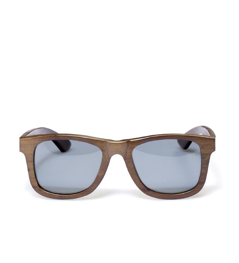 Marrón Oscuro Bambú De Gafas Sol Victoria Sunglasses Comprar Ocean 6BF0UU
