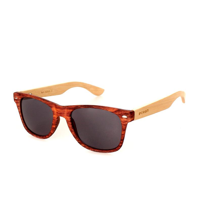 Comprar Ocean Sunglasses Gafas de sol Waipahu madera teja, natural