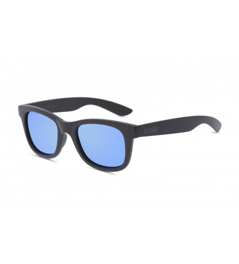 Comprar Ocean Sunglasses Gafas de sol Shark negro mate, azul