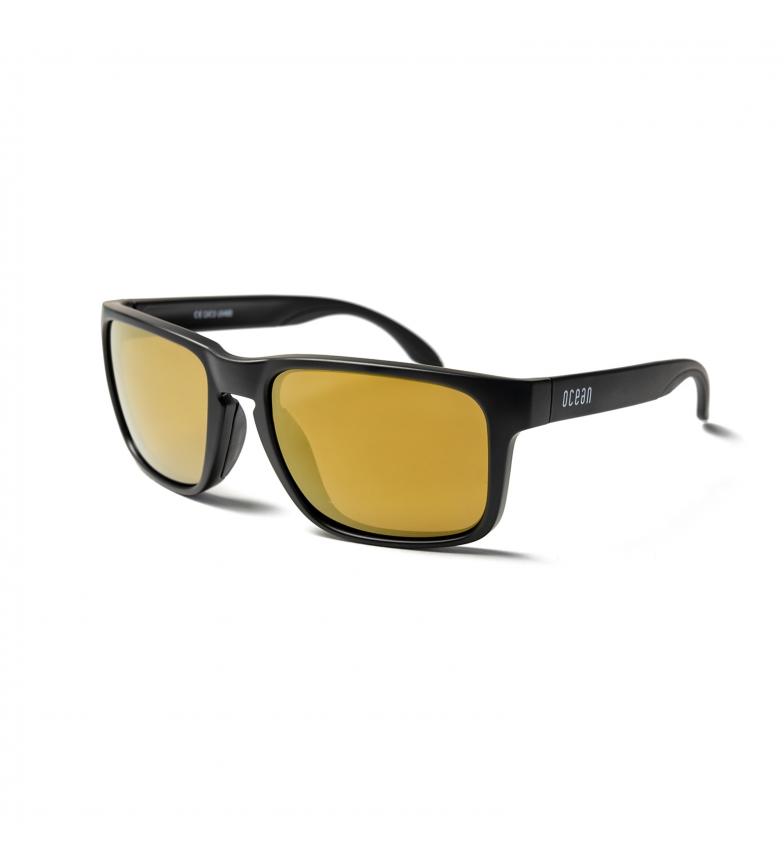 Comprar Ocean Sunglasses Óculos de sol Waimea preto mate, dourado