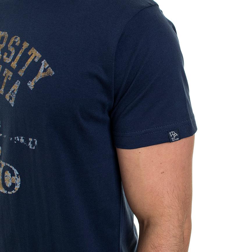 Old Taylor Camiseta Regatta azul