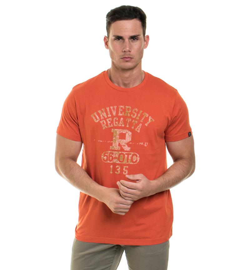Old Taylor Camiseta Regatta naranja