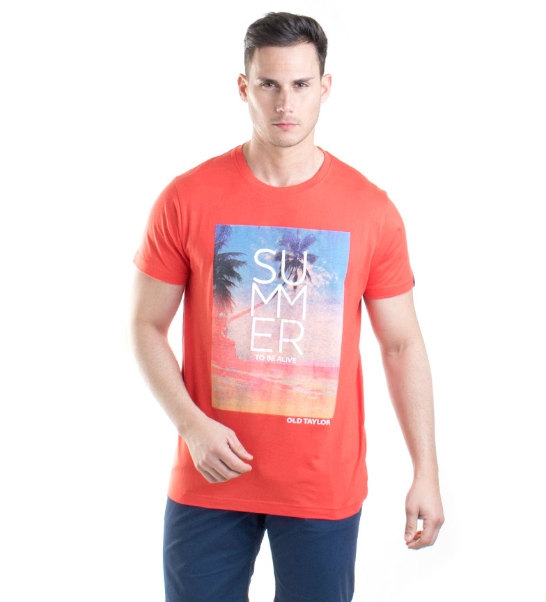 Claus Taylor Camiseta Old Coral Taylor Claus Camiseta Claus Coral Taylor Old Old Camiseta E2WHD9I