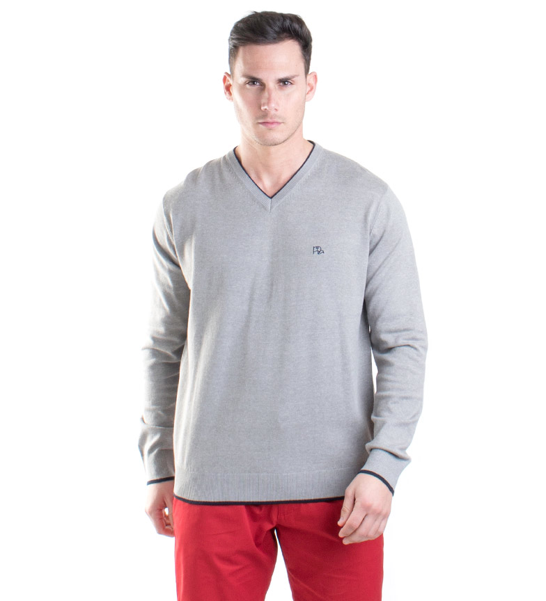 Comprar Old Taylor Gil sweater grey