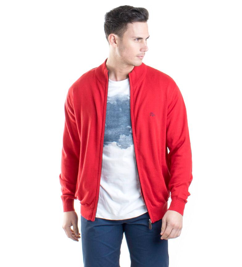 Comprar Old Taylor Dion red stitch jacket