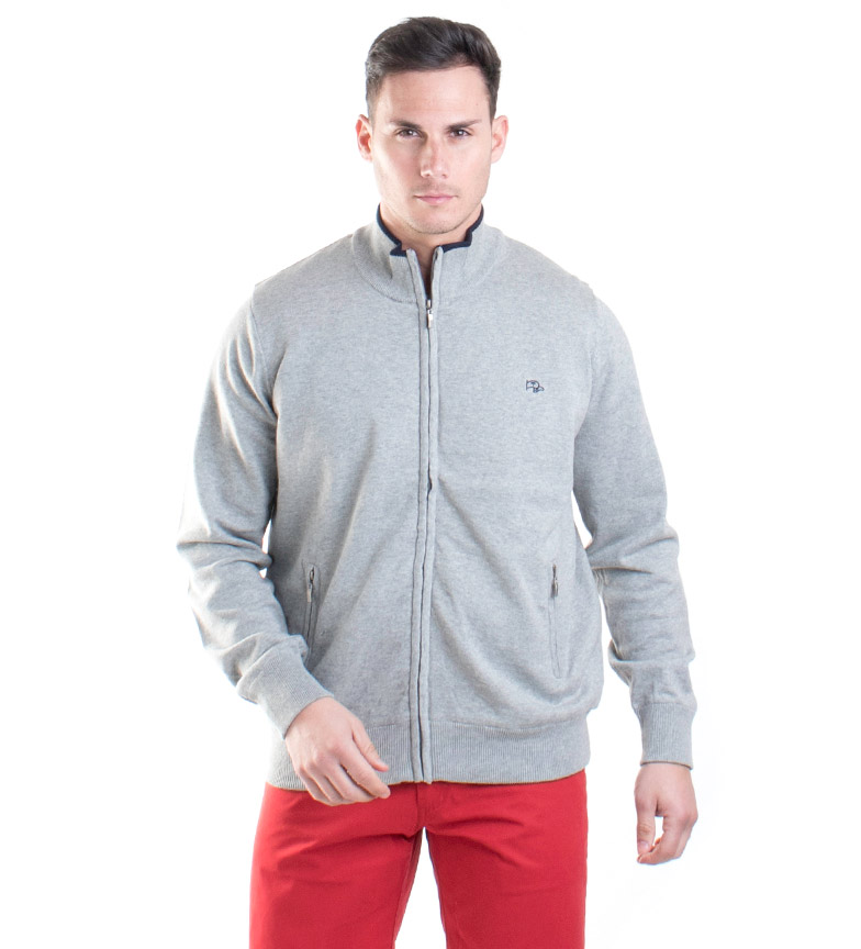 Comprar Old Taylor Knitted jacket Elbio grey