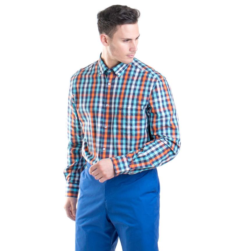 Comprar Old Taylor Camisa Natal multicolor