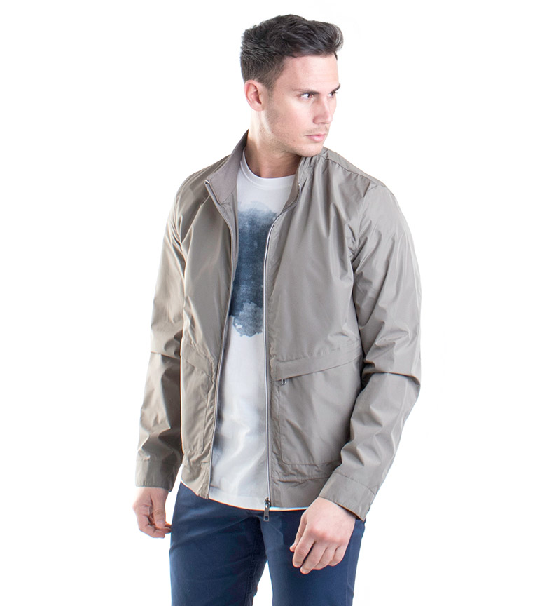 Comprar Old Taylor Giacca Erwin taupe