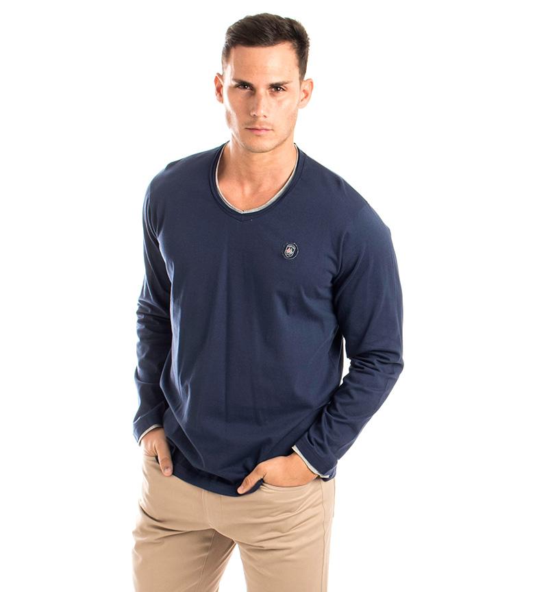 Comprar Old Taylor Camiseta Ezno indigo