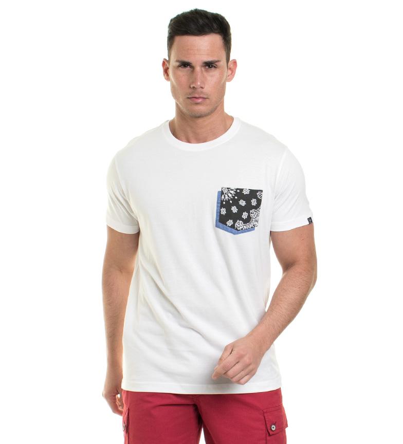 Old Taylor �Camiseta Karl blanco