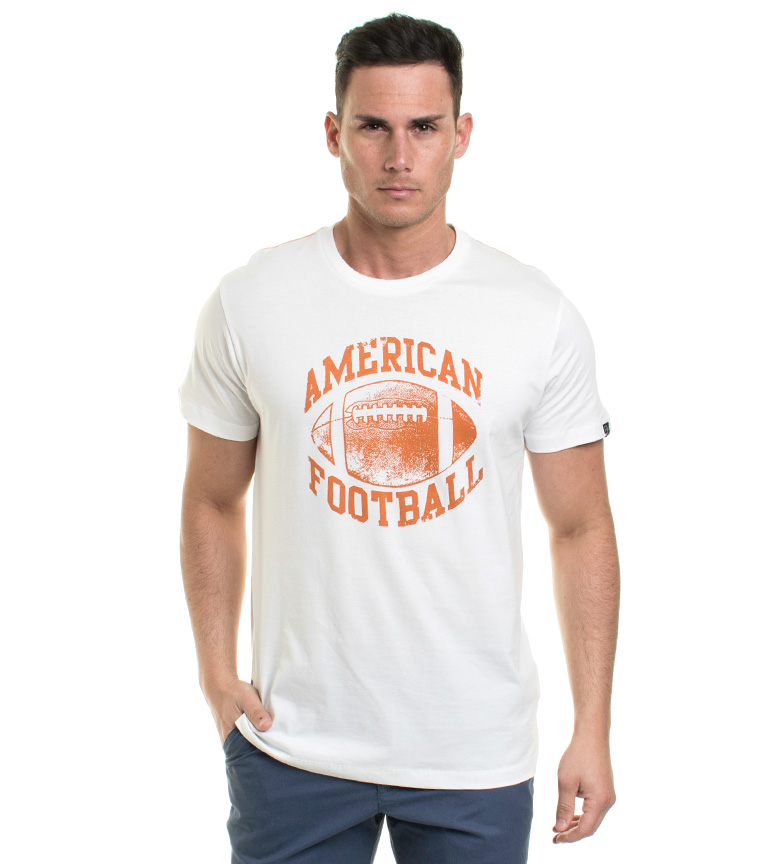 Gamle Taylor Camiseta Mod Blanco rimelig billig online 4yldpcWXdt