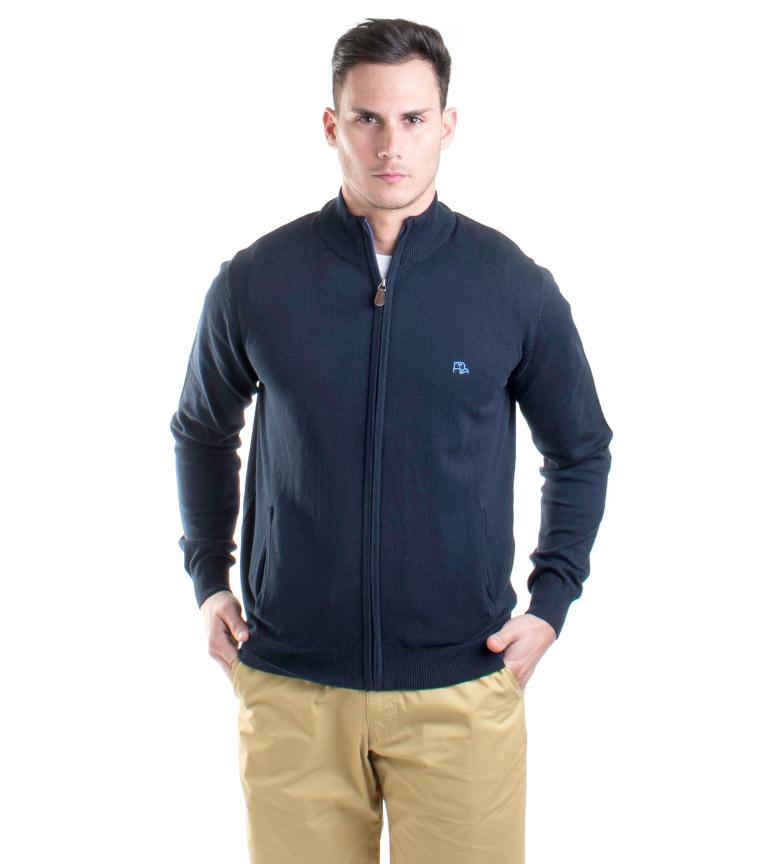 Comprar Old Taylor Marine Dion knit jacket