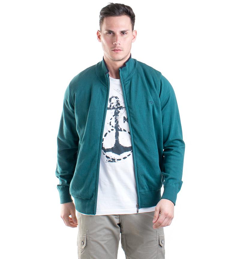 Comprar Old Taylor Green Elbio knit jacket