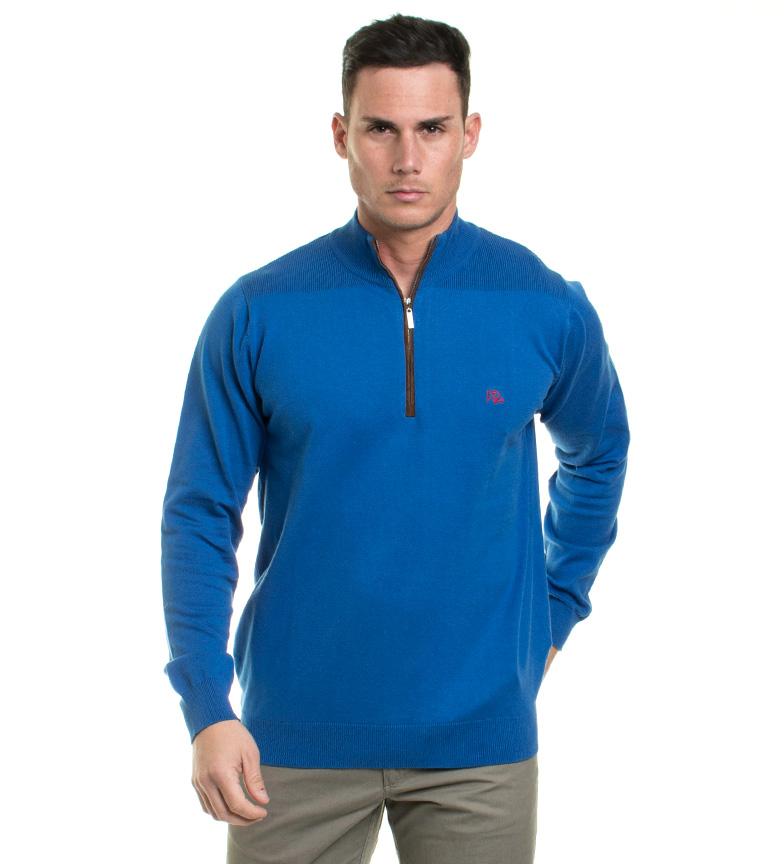 Comprar Old Taylor Azul camisola de malha Jamei
