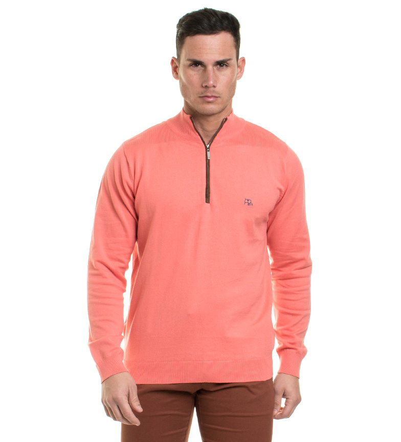 Comprar Old Taylor Knitted sweater Jamei salmon