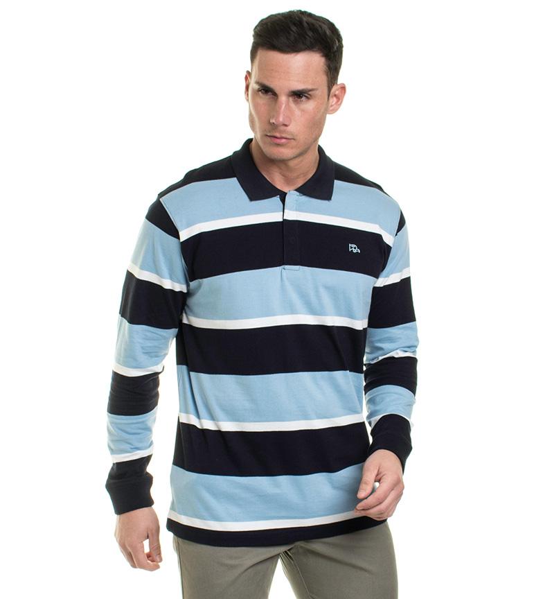 Comprar Old Taylor Dante stripes polo shirt