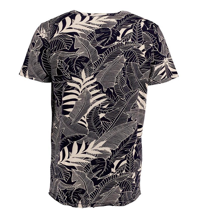 Oneill Camiseta Lengde Marino, Beige