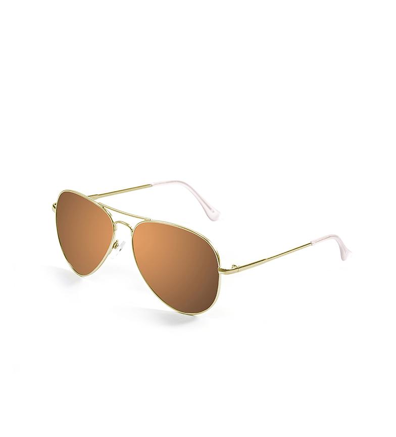 Comprar PALOALTO Gafas de sol Chelsea dorado, marrón -Polarizadas-