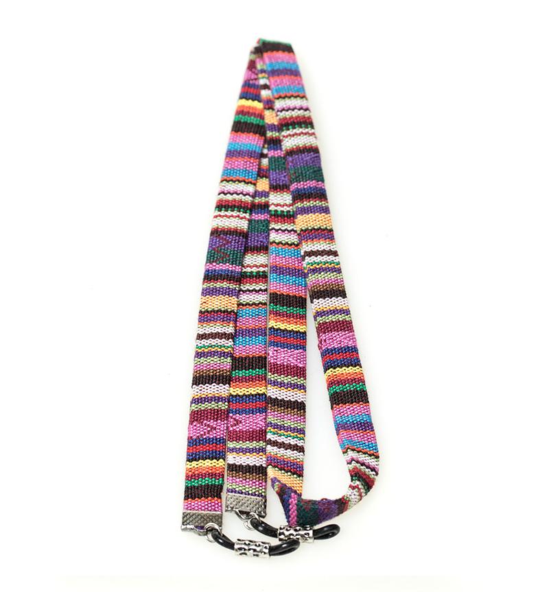 Comprar PALOALTO Multicolor cord cord for glasses ethnic -73cm-