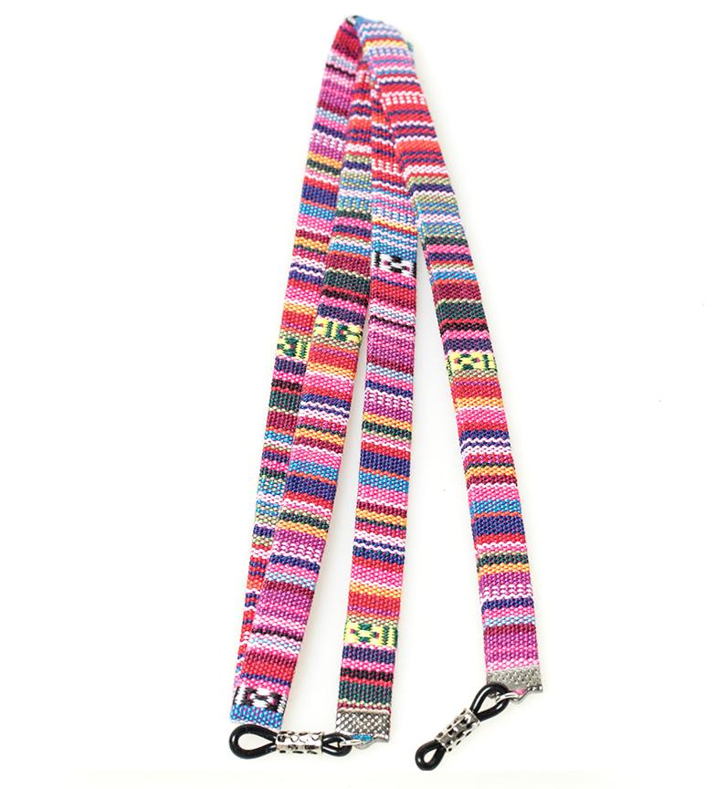 Comprar PALOALTO Cabo de cordão multicolor para óculos étnicos -73cm-