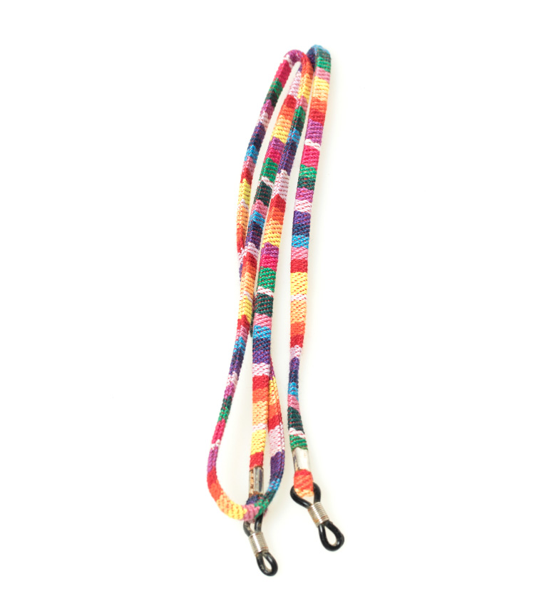 Comprar PALOALTO Cord for glasses Cord Thin Ethnic multicolored -67cm-