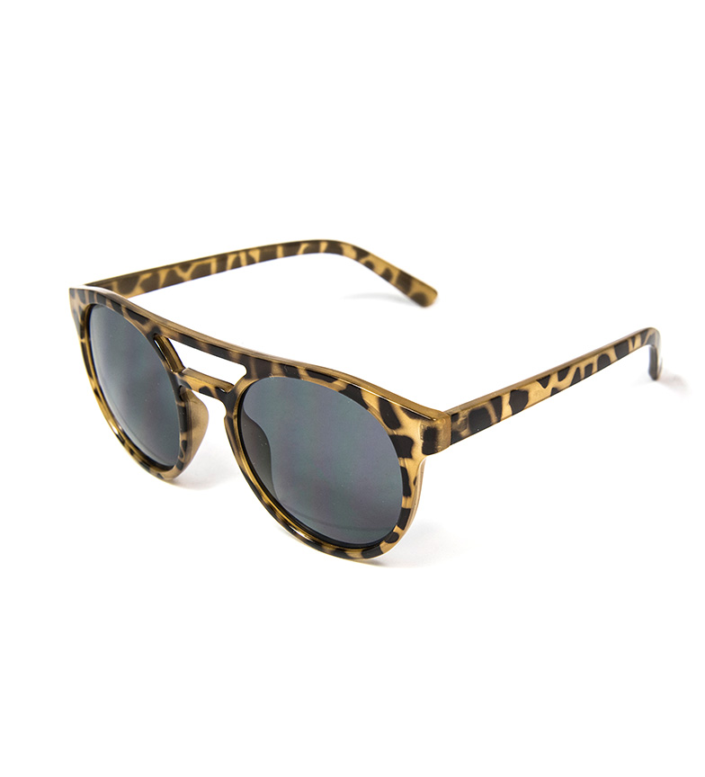 Comprar PALOALTO Gafas de sol Dupont carey, marrón -Polarizadas-