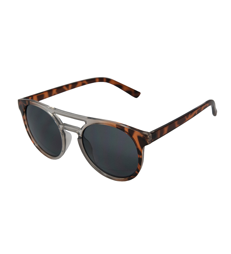 Comprar PALOALTO Gafas de sol Dupont transparente, marrón -Polarizadas-