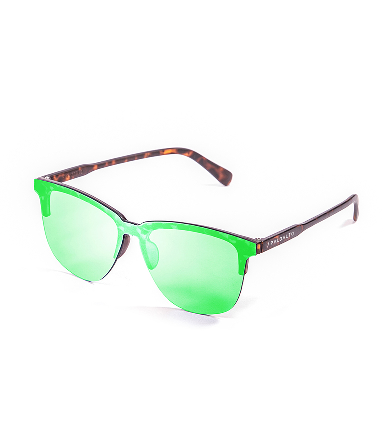 Comprar PALOALTO Amalfi sunglasses, brown, green -Polarized-
