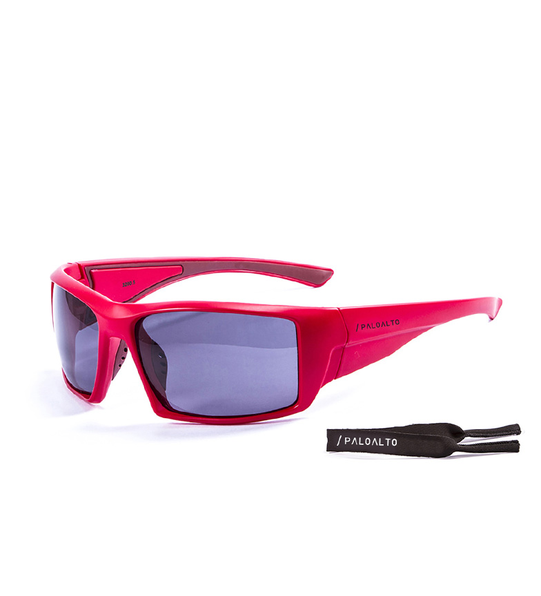 Comprar PALOALTO Biarritz sunglasses bright red