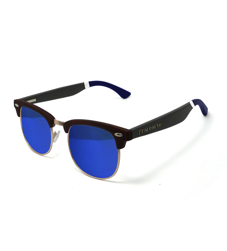 Comprar PALOALTO Scuro sole bambù brown occhiali Epoke