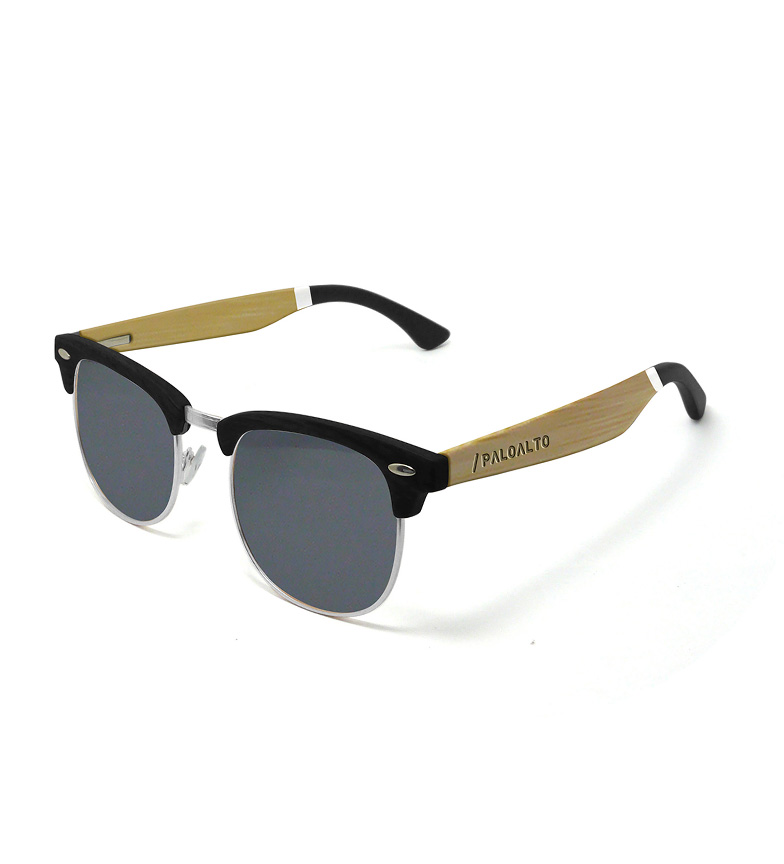 66608d5157 Comprar PALOALTO Gafas de sol Epoke bambú negro, natural - Esdemarca ...