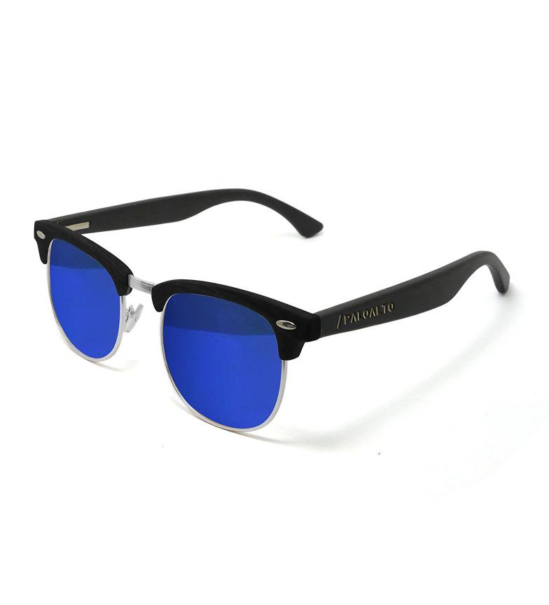 Comprar PALOALTO Gafas de sol Epoke negro mate, bambú marrón oscuro