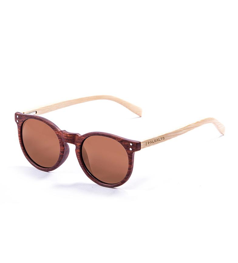 Comprar PALOALTO Hashbury occhiali da sole di bambù nocciola, naturale