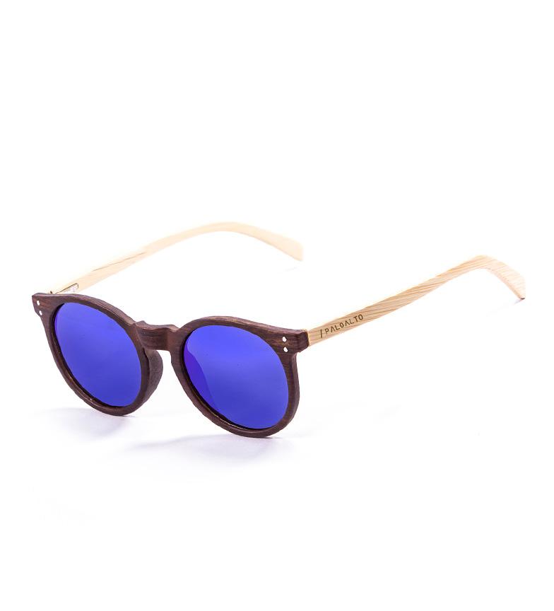 Comprar PALOALTO Sunglasses Hashbury brown bamboo, natural