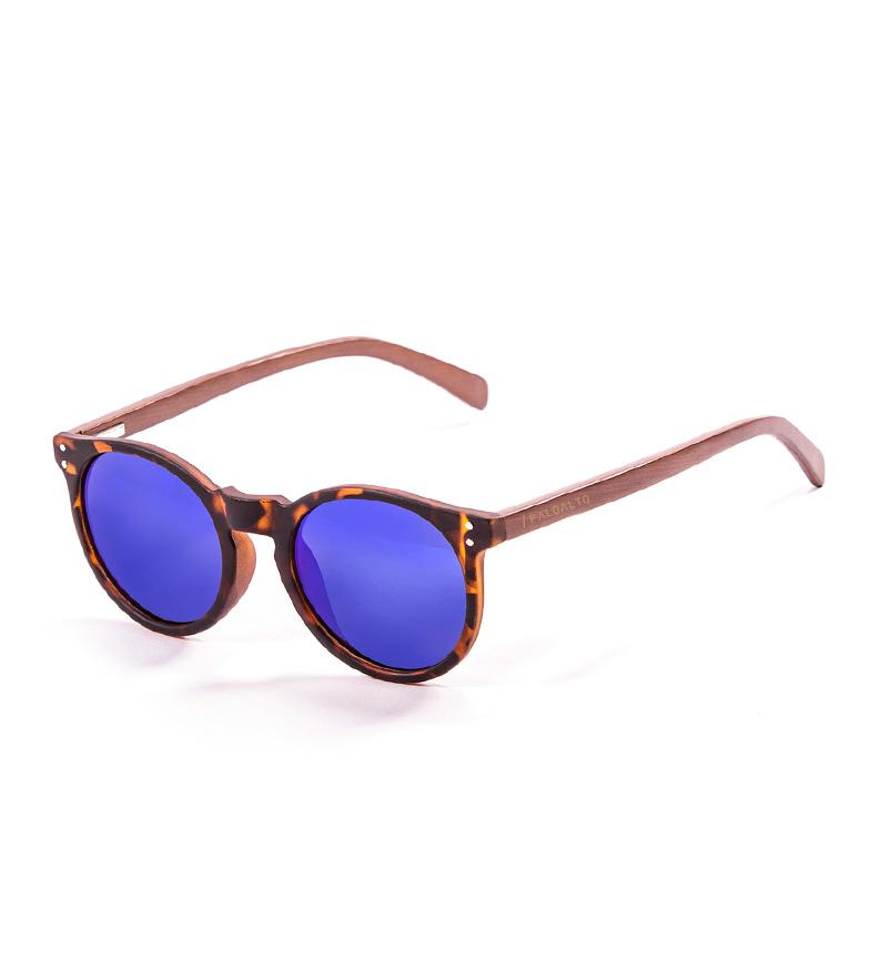 Comprar PALOALTO Sunglasses Hashbury havana, brown bamboo